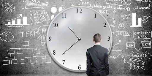 Conférence - Gestion du temps & des priorités - mardi 8 octobre