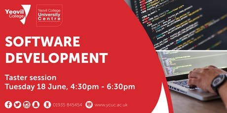Software Development, Degree-Level Qualification: Taster Session (June) tickets