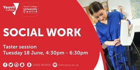 Social Work, Degree-Level Qualification: Taster Session (June) tickets