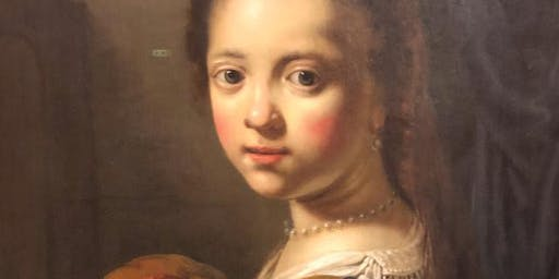 Govert Flinck  - Child portrait drawing class in Kunsthaus