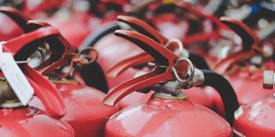 FIRE AWARNESS TRAINING - 3 HOUR WORKSHOP - BASILDON