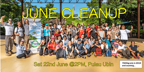 Nature cleanup at Pulau Ubin, Singapore tickets
