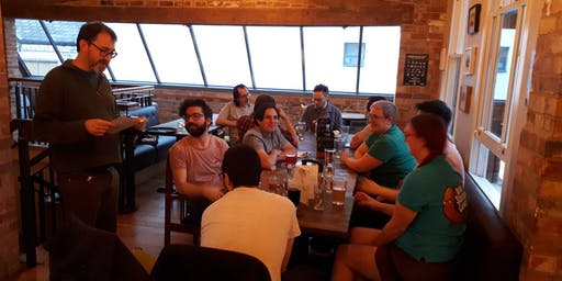 Nottingham Tabletop Industry Social