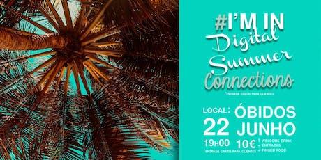 #IM'IN! Digital Summer Connections by Halle Digital bilhetes