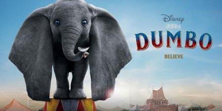 Community Cinema Presents...Dumbo