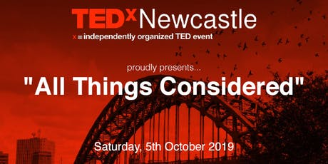 TEDxNewcastle 2019 tickets