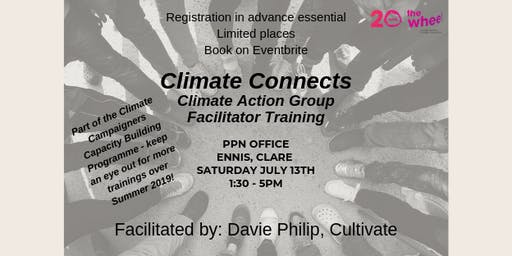 Climate Action Group Facilitator Training - CLARE