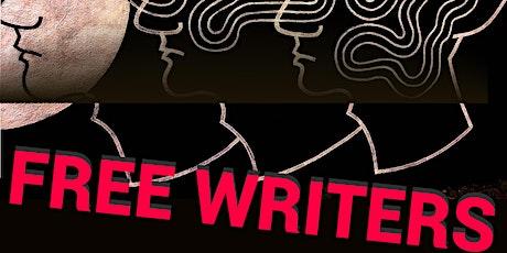 FREE WRITERS Open Workshop tickets