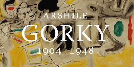 Visita guidata - Arshile Gorky a Ca' Pesaro