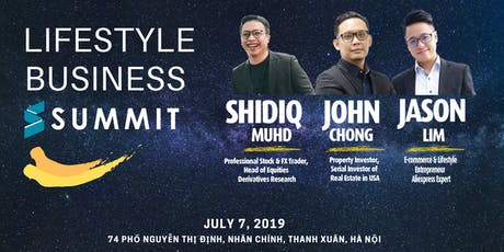 LIFE STYLE BUSINESS SUMMIT 2019 tickets