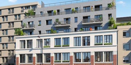 Transformation de bureaux obsolètes en 38 nouveaux logements - Planchat billets