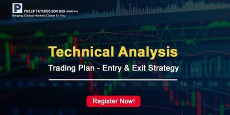 Technical Analysis: Trading Plan - Entry & Exit Strategy tickets