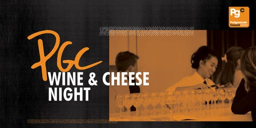 PGC Wine & Cheese Night