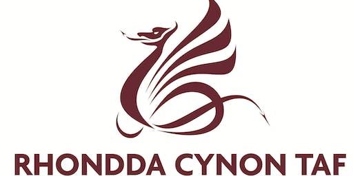 Ffair Gyrfaoedd Rhondda Cynon Taf / Rhondda Cynon Taf's Career Fair