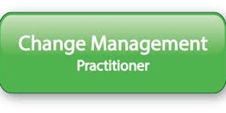 Change Management Practitioner 1 Day Training in San Diego, CA  tickets