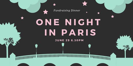 One Night in Paris... a FRENZ Fundraising Dinner  tickets