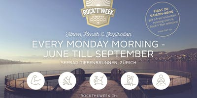 Rock't'Week - Fitness, Health & Inspiration