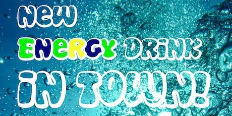 nebenberufliches Geschäft starten mit Energy-Drink in Köln Tickets
