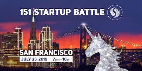 151 Startup Battle, San Francisco tickets