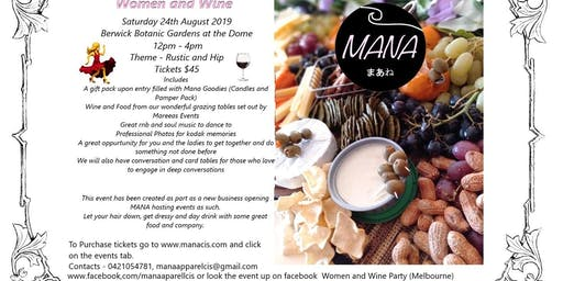 Women and Wine Party (Melbourne)