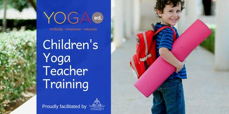 Yoga Ed. Children's Yoga Teacher Training (Weekends) tickets