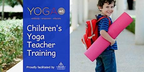 Yoga Ed. Children's Yoga Teacher Training (Weekends) tickets