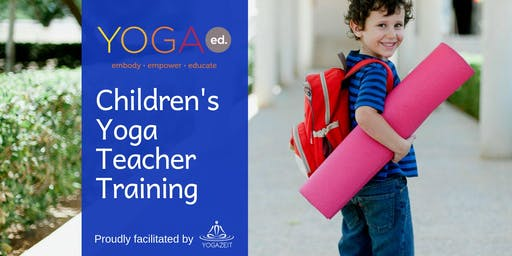 Yoga Ed. Children's Yoga Teacher Training (Weekends)