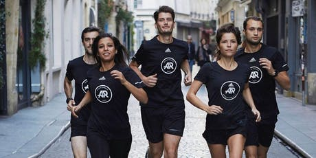 Run avec adidas Runners Sentier  tickets