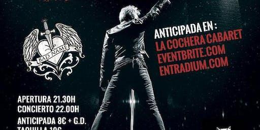 Tributo a Bon Jovi (Málaga)