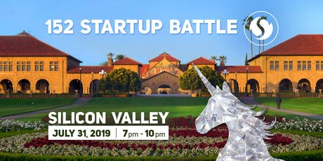 152 Startup Battle, Silicon Valley tickets