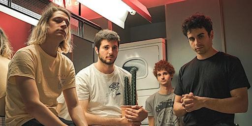 Carolina Durante y Yawners en Barcelona