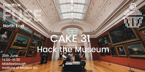 CAKE 31: Hack the Museum
