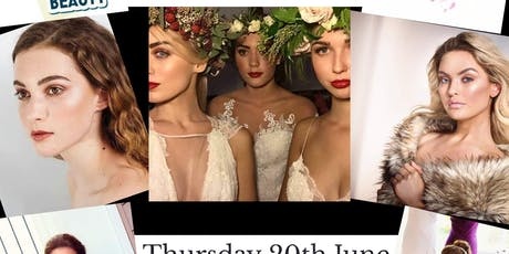 Bridal/Summer Make up Workshop with Jordan Humphries at Newry School Of Beauty tickets