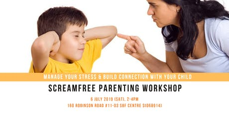 Screamfree Parenting Workshop tickets