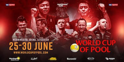 Matchroom World Cup of Pool - Tuesday Sessions