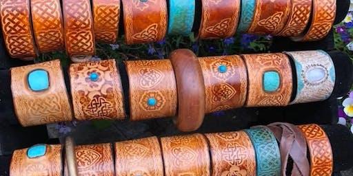 Celtic Leather Art