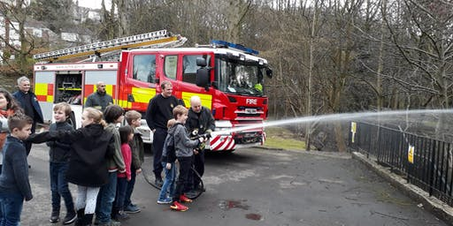 CU Festival of Fun 2019 - Fire Station Visit (Birley Moor)