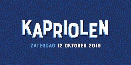 Kapriolen 2019 tickets