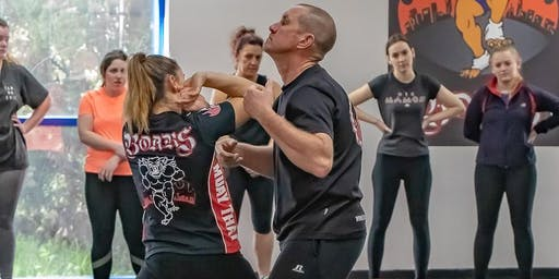 Advanced Self Defence Course for Women