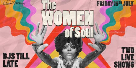 Women of Soul tickets