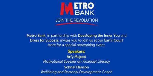 Metro Bank & Developing the Inner You