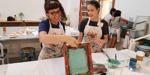 Workshop: DIY Screenprinting