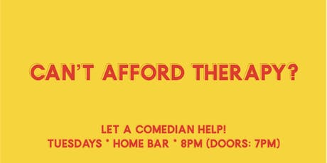 Another Comedy Show - Comedy Therapy in Friedrichshain tickets