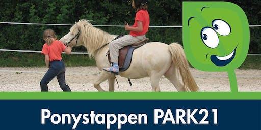 Ponystappen PARK21