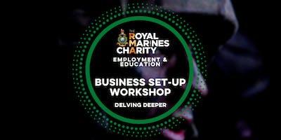 Business Set Up Workshop - Delving Deeper
