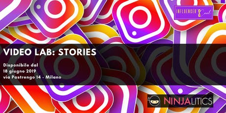 Ninjalitics - Video Lab: Stories tickets