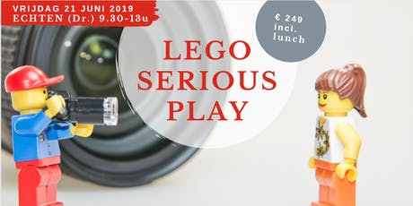 Lego Serious Play In Drenthe tickets