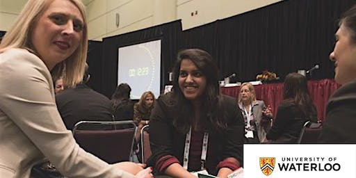 WiRE & University of Waterloo Speed Mentoring Event (Women Only)