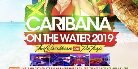 Caribana On The Water 2019 Pier 40 Hornblower yacht party @Chase.Simms Simmsmovement tickets