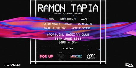 POP UP & Allfriends - ft Ramon Tapia - Friday 28th June tickets